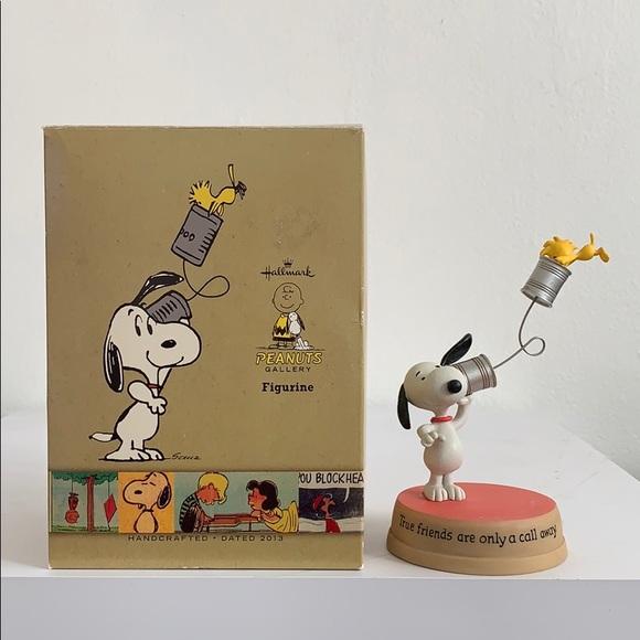 Hallmark Peanuts Gallery Figurine New in Box